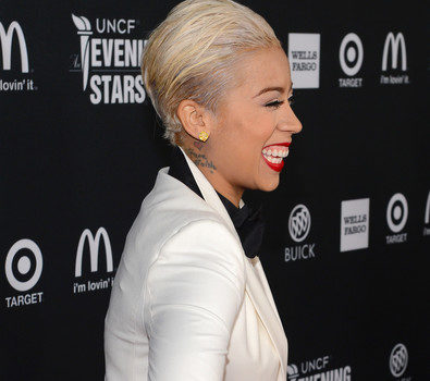 Keyshia Cole Makes Her First Debut, Since Fake X-Rated Photo Leaked