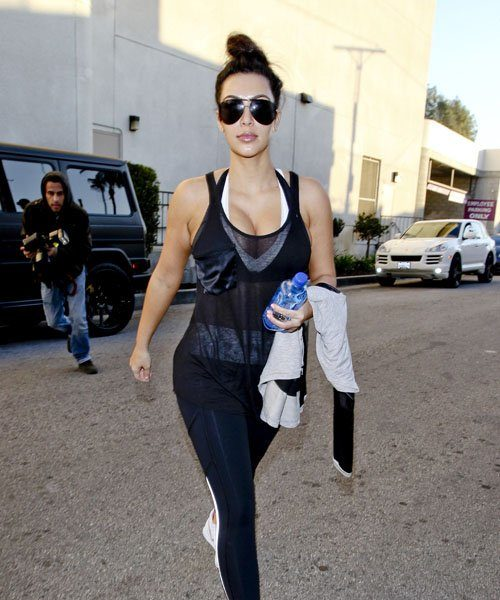 Ice T & Coco Shop in Vegas, Lil Mama Hits Hollywood for Hip Hop + More Celeb Stalking