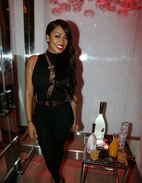 Lala Anthony, Malaysia Pargo, Chef Roble Celebrate The Breakfast Club's 2 Year Anniversary