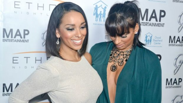 Celebs Help Laura & Gloria Govan Give Back to Homeless Women & Children