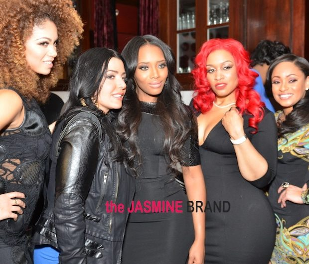 [Photos] Yandy Smith, Tahiry Jose Attend Reality Cast Mate, Rah Ali, Shoe Launch