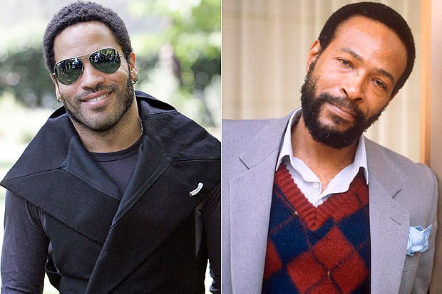 Marvin Gaye's Son Doesn't Want Lenny Kravitz Involved in Biopic, 'It's wrong and shameful!'