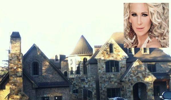 Former ATL Reality Stars Kim Zolciak & Sheree Whitfield Show Off Their New Homes