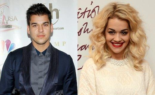 Rob Kardashian Back-Peddles, Says He Never Called Rita Ora A Whore