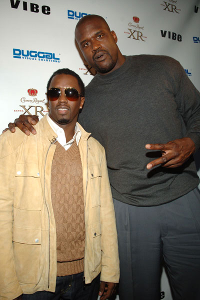 Shaquille O' Neal To Challenge Diddy With Vodka Line + South's 1st Black Republican