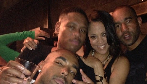Shaunie O'Neal Hits the Club for Her Birthday, Peep the Candids