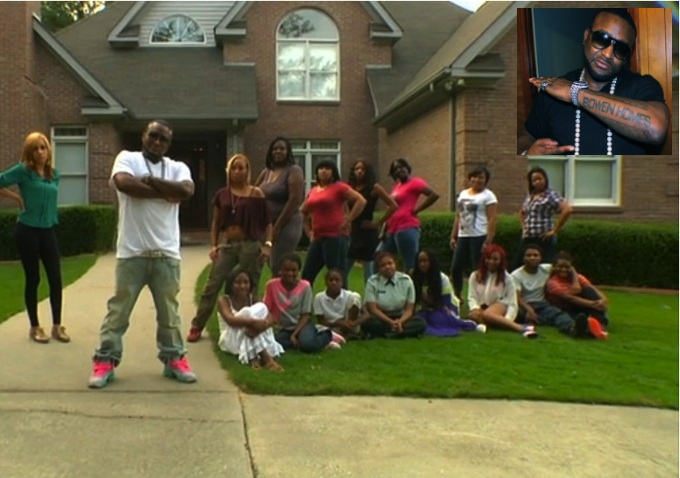 "New Reality Show: ""All My Babies' Mamas"" Starring Shawty Lo... SMH"