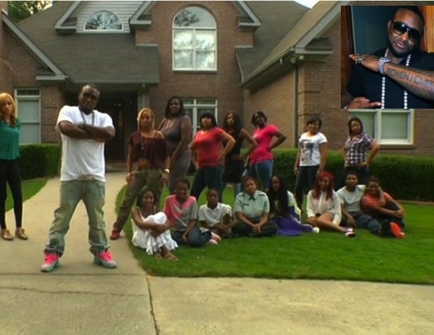 [Video] Rapper Shawty Lo Lands Reality Show Called 'All My Babies' Mamas'