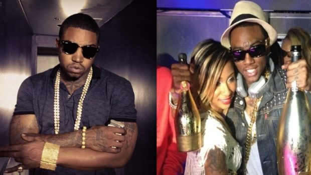 Soulja Boy & Reality Star Lil Scrappy Twitter Fight Over Diamond