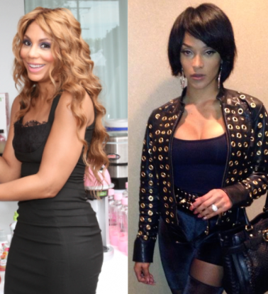Joseline Hernandez Take More Shots, Tamar Braxton Says She's Being Bullied