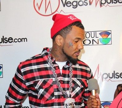 The Game, Claudia Jordan, Ice Cube Spotted @ West Coast Rap All Stars Show