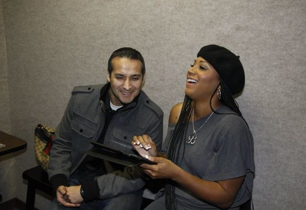 Trina Braxton's Ex Husband Gabe Solis Dies Of Cancer [Condolences]