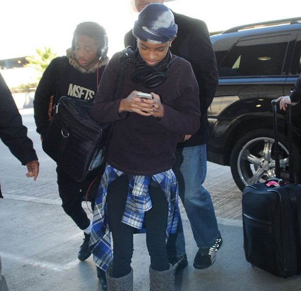 Spotted. Stalked. Scene. Willow & Jaden Smith Jet Off for Holidays