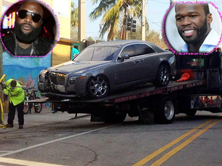 50 Cent Says Rick Ross Staged His Own Shooting + Kris Jenner Lands Talk Show