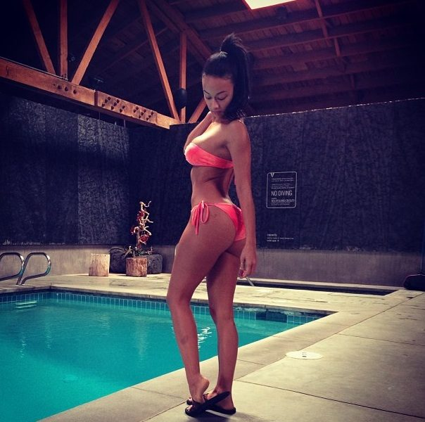 Stop & Stare: Basketball Wives LA's Draya Hits The Spa