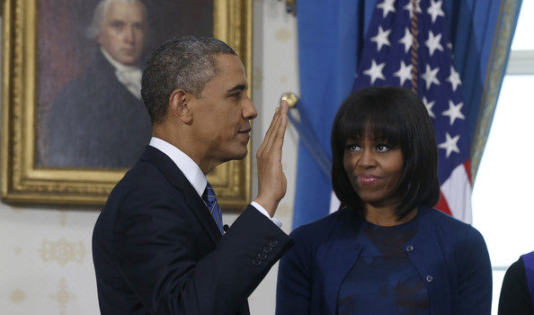 [Photos] President Obama Sworn In + Celebs Take Over DC