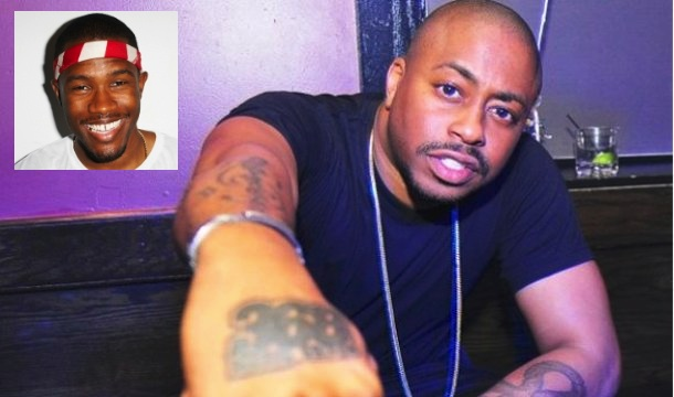 [New Music] Raheem DeVaughn Tries His Hand @ Frank Ocean's 'Thinkin Bout You'