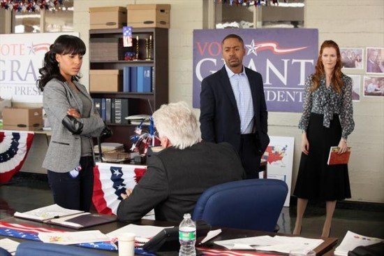 [WATCH] ABC's Scandal x Season 2, Episode 11