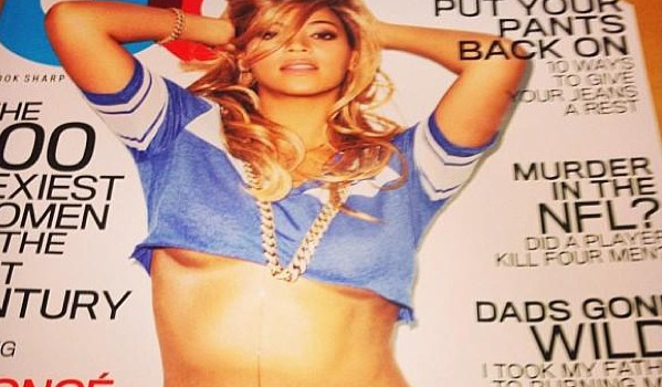 Beyonce's 'GQ' Belly Chain, Rita Ora Dating Diana Ross' Son? + 'In Living Color' Gets Middle Finger