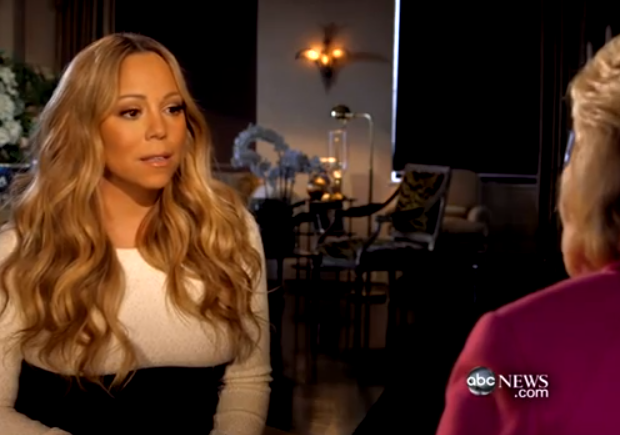 [Video] Mariah Carey Opens Up to Barbara Walters About Nicki Minaj Feud