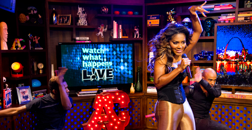 [WATCH] Kenya Moore Performs New Song 'Gone With the Wind Fabulous' Live