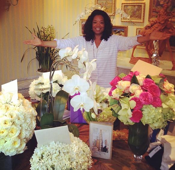 Tyler Perry's Generosity Hurts Oprah On Her Birthday