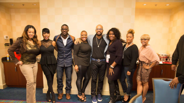 [Photos] Lance Gross & Friends Give Atlanta 'The Ultimate Girl Festival'