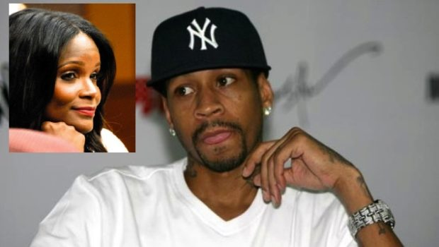 Allen Iverson Says He Doesn't Want to End Up Like Tameka Raymond