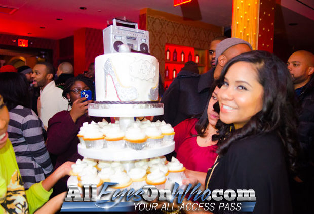 Ear Hustlin': 'Gossip Girls' Reality Show Filmed At Angela Yee's Bowling Party