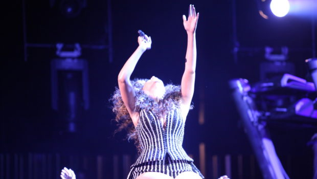 [Video] Footage of Beyonce's, Private 'New Year's' Las Vegas Show