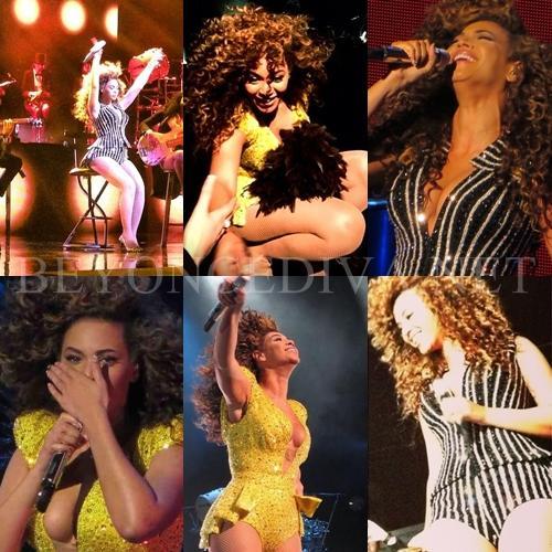 Photos Beyonce Goes Big Amp Natural For Nye Wynn Vegas