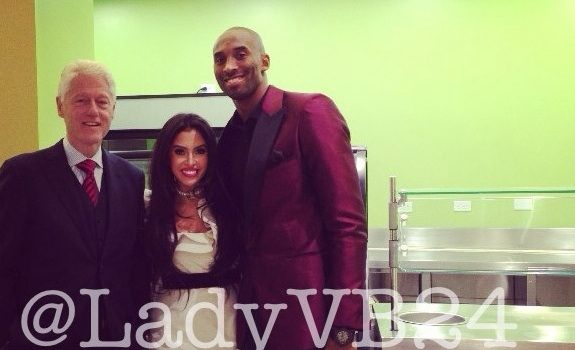 Kobe & Vanessa Bryant Launch Housing Project for Homelessness