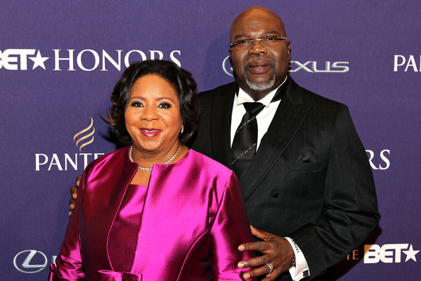 bishop td jakes-wife-BET Honors 2013-the jasmine brand