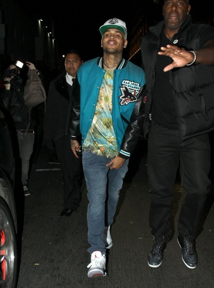 Is Chris Brown Aging?, Miss Mykie Breaks-Up With Her Mohawk + More Celeb Stalking