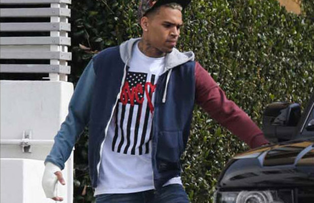 Chris Brown Quits Instagram, Sports Cast From Frank Ocean Fight