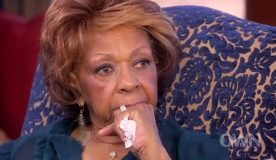 Cissy Houston Pissed At Bobby Brown's Interview: It was disturbing.