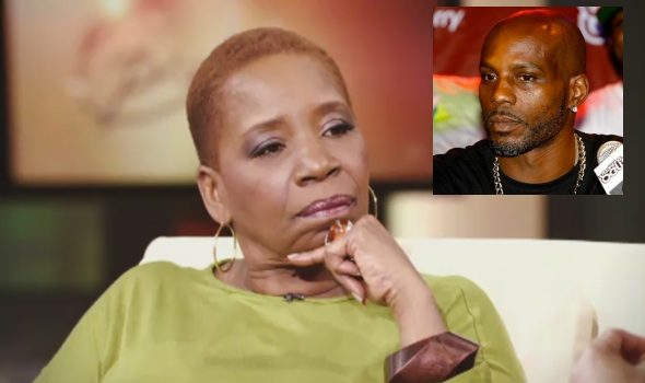 Iyanla Vanzant Snags DMX for 'Iyanla, Fix My Life'