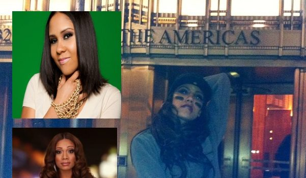 [EXCLUSIVE] Erica Mena Speaks Out on Angela Yee Confrontation, Drug Abuse + Child Custody Allegations