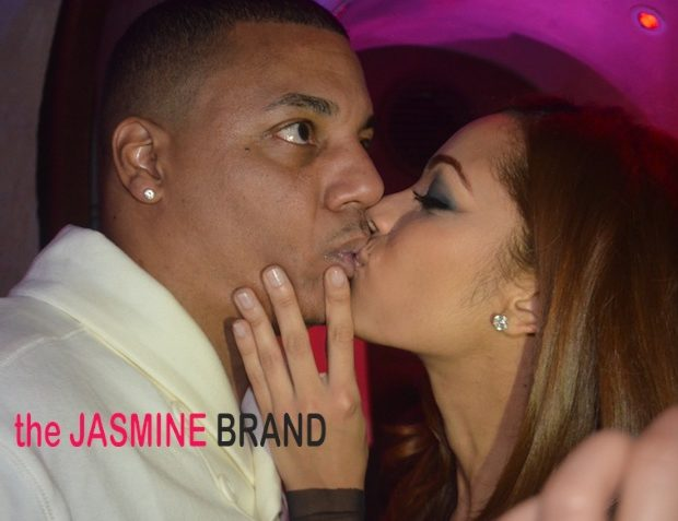 Love & Hip Hop's Erica Mena Says Her Love With Rich Dollaz Is 'The Real Deal'
