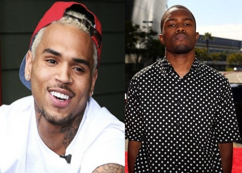 Frank Ocean Says He Got Jumped In The Parking Lot by Chris Brown