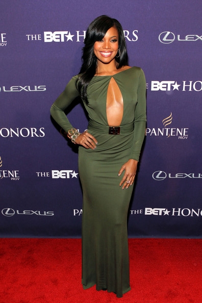 Halle Berry, Kelly Rowland, Gabrielle Union Stun On BET Honors 2013 Red Carpet