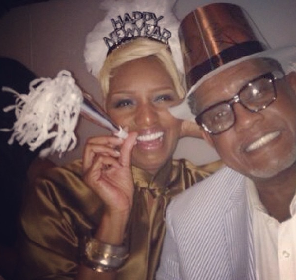Did Greg Propose to NeNe Leakes On New Year's?