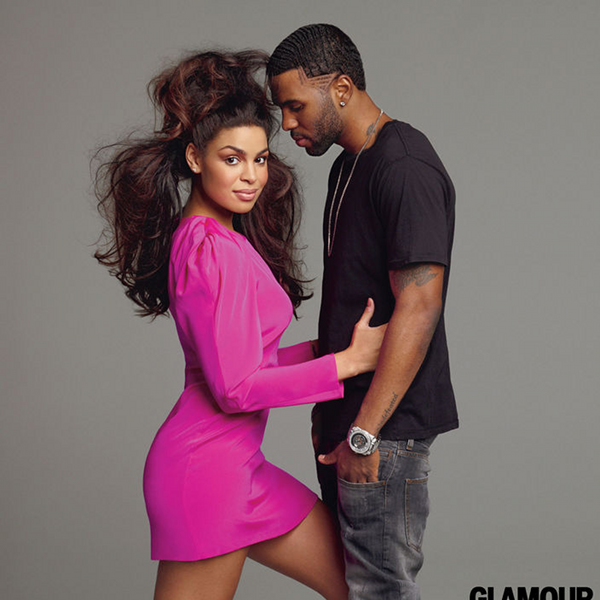 Karrueche Covers Rolling Out + Jordin Sparks & Jason Derulo Cakin' for Glamour Mag