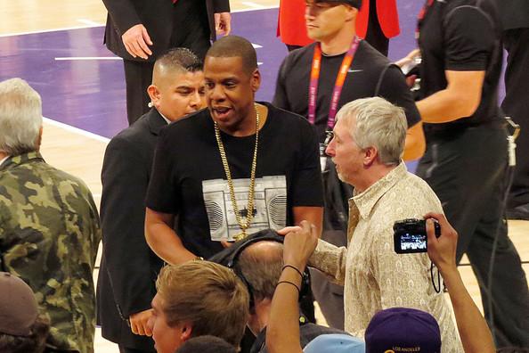 Jay-Z & Denzel Washington Trip-A-Referee + Karrueche Drops The N-Word