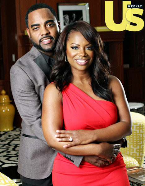RHOA's Kandi Burruss Shows Off Her New Engagement Ring