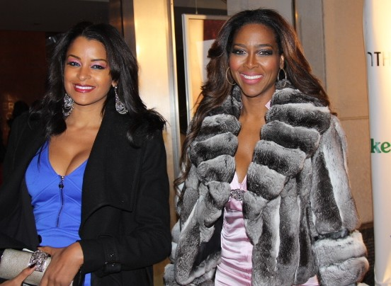 Kenya Moore Addresses Fake Booty Rumors, Calls Walter 'A Groupie' + How Her Song Fights Anti-Bullying