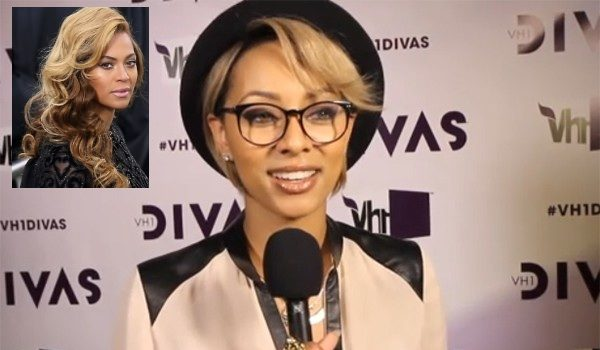 [Video] Keri Hilson Says Rumors About Female 'Industry' Beef Is Hurtful