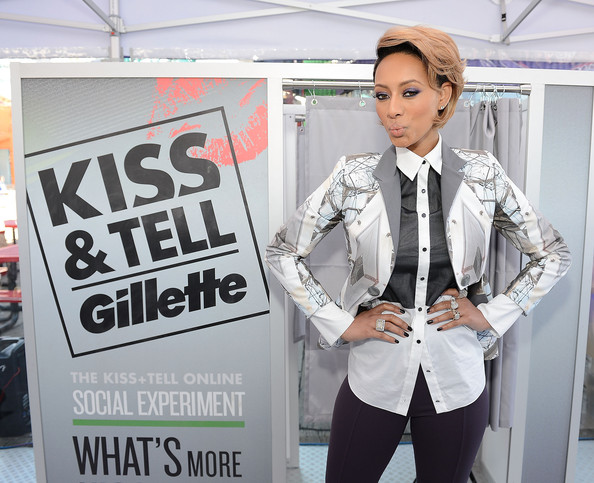 Keri Hilson Lends Her Face to 'Kiss & Tell'