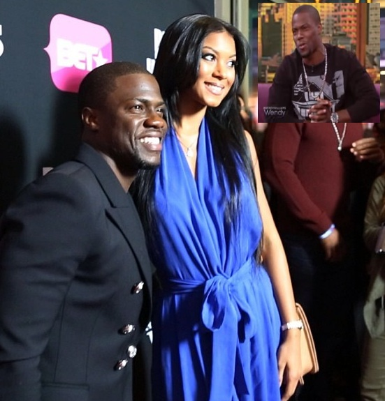 [Video] Kevin Hart Gushes About Girlfriend to Wendy Williams