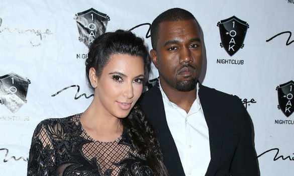 Kanye West & Kim Kardashian's Baby Will Not Be A Reality Star + Couple Make First Pregnancy Debut
